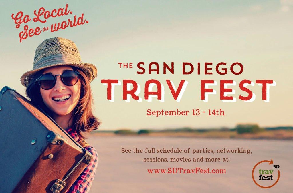 SD Trav Fest Postcard