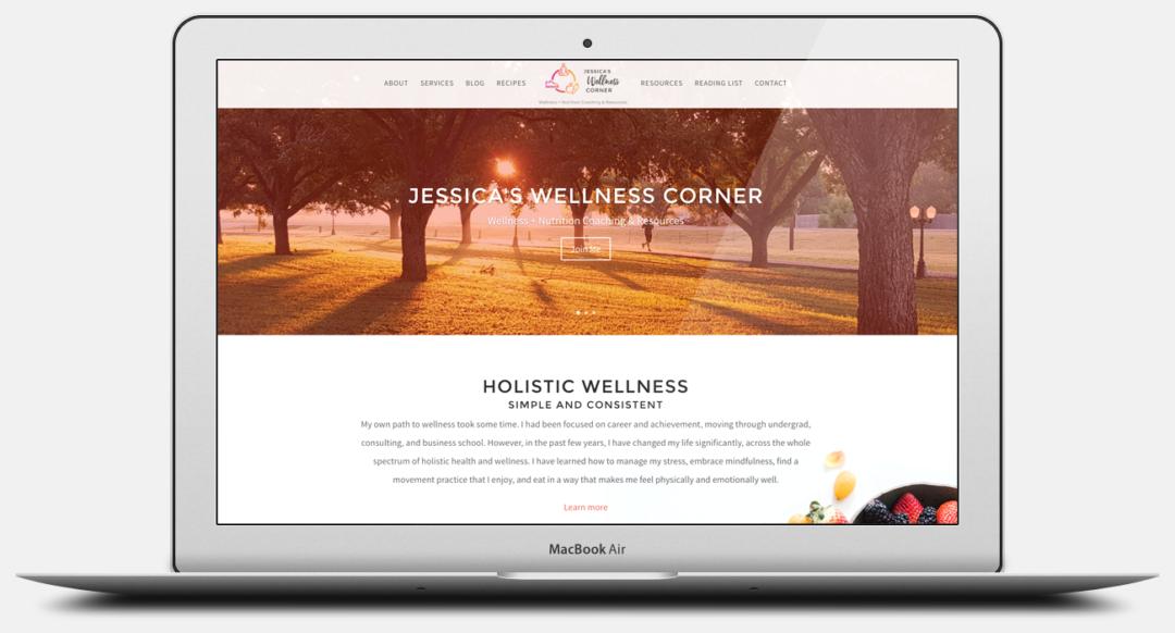 Jessica's Wellness Corner