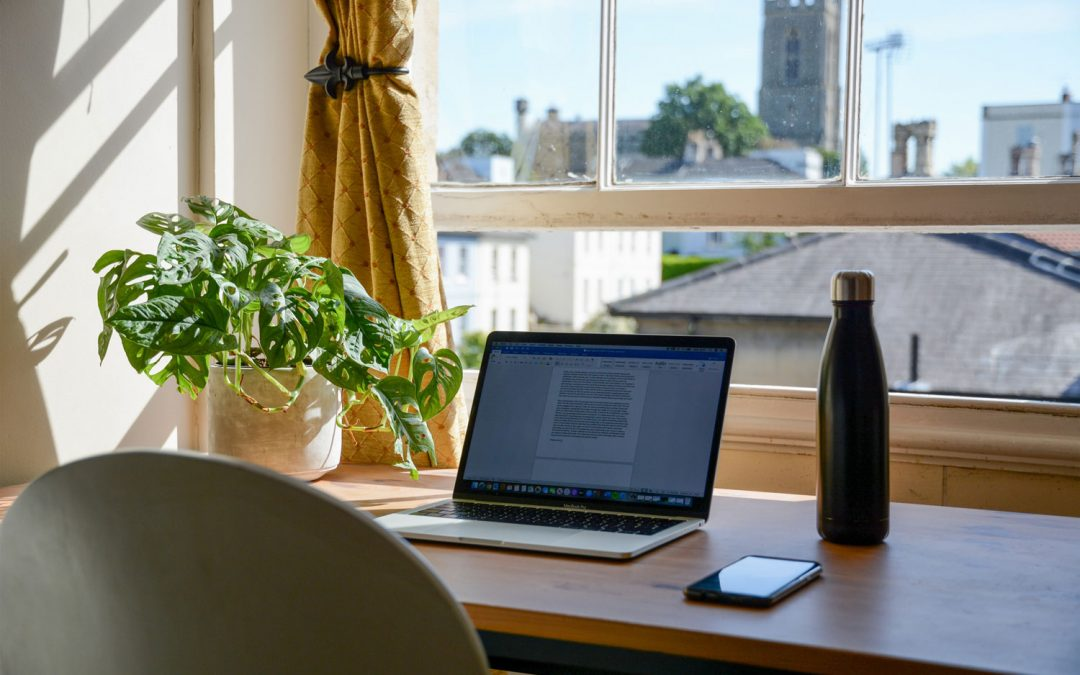 Designing from Home – When You Need To